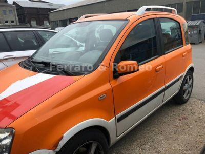 käytetty Fiat Panda 1.2 8V Alessi