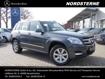gebraucht Mercedes GLK220 CDI BlueEFFICIENCY Klima/Park-Assist.