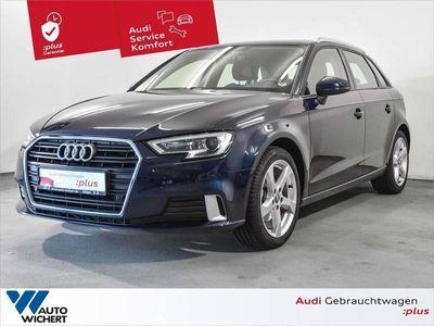 gebraucht Audi A3 Sportback Sport 1.0 TFSI 6-Gang -32%/ NAVI