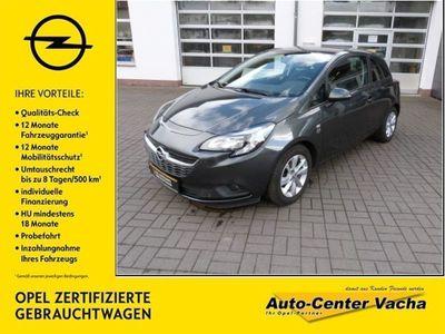gebraucht Opel Corsa 1.2 Active AHZV Lenrad u. Sitzheizung