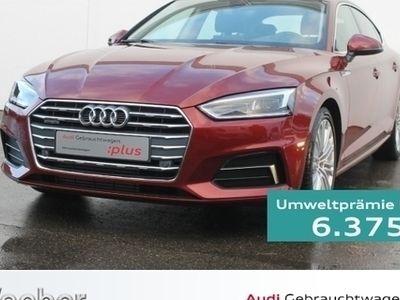 gebraucht Audi A5 Sportback 2.0 TFSI quattro S tronic Navi LED