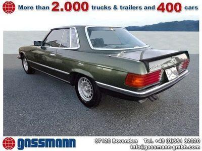 gebraucht Mercedes 380 450 SLC, 11x VORHANDEN als 500, 450 SLC!