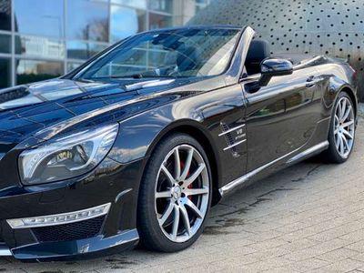 gebraucht Mercedes SL63 AMG AMG Speedshift MCT,Sportgetriebe Performance Package