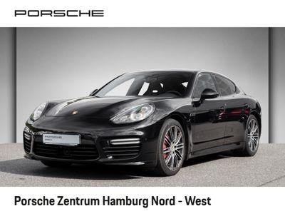 used Porsche Panamera Turbo 4.8 Standheizung Sportgasanlage