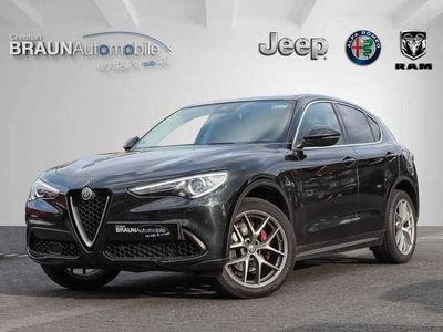 gebraucht Alfa Romeo Stelvio 2.0 Turbo 16V AT8-Q4 First Edition