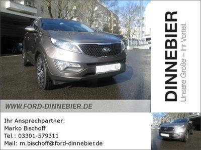 gebraucht Kia Sportage Spirit 4WD Gebrauchtwagen, bei Autohaus Dinnebier GmbH