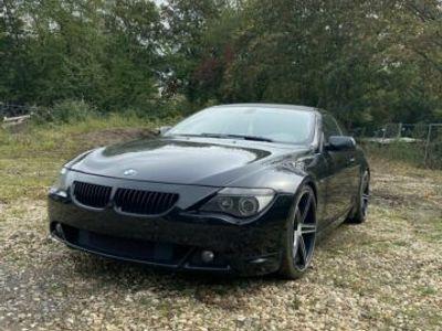 gebraucht BMW 645 M6 Optik Gasanlage!