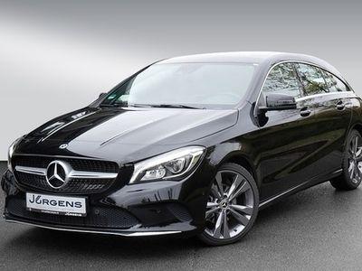 gebraucht Mercedes CLA220 Shooting Brake d Urban+LED+Navi+PDC