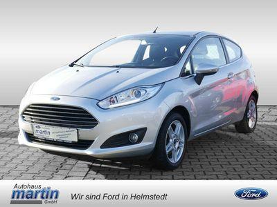 gebraucht Ford Fiesta 1.0 EcoBoost Titanium USB KLIMA