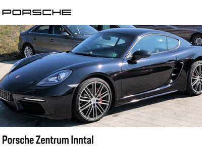 gebraucht Porsche Cayman (718) S | Sportabgasanlage |