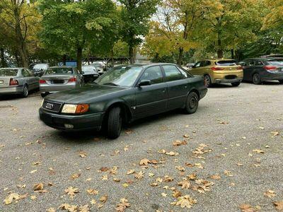 gebraucht Audi 100 2.8 E Quattro Tüv,Service,Bremse NEU