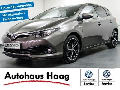 gebraucht Toyota Auris 1.8 Hybrid Edition-S+ Garantie Klima