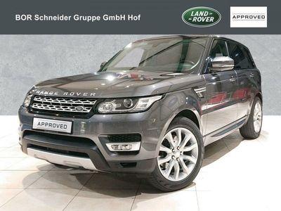 gebraucht Land Rover Range Rover Sport 3.0 TDV6 FAP SUV5 HSE