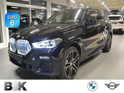 gebraucht BMW X6 xDrive30d Neues Mod.M-Sport,AHK,ACC,Standh.