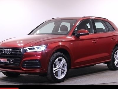 gebraucht Audi Q5 2.0 TDI cd quattro S tronic S line 2x,AHK,LED