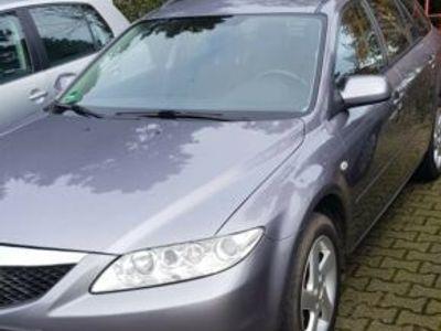 käytetty Mazda 6 Sport Kombi 2.0 CD Comfort