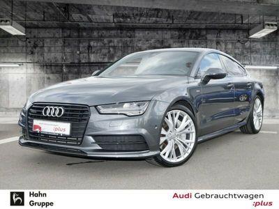 gebraucht Audi A7 Sportback 3.0TDI S-line EU6 qu.TIP Matrix Navi Standh