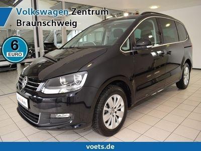 gebraucht VW Sharan 1.4 TSI DSG Comfortline Navi