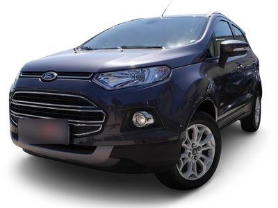 gebraucht Ford Ecosport EcoSport1.0 EcoBoost Titanium EURO 6 Bluetooth