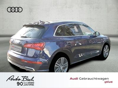 gebraucht Audi Q5 S line 50TDI qu. Tiptronic Navi LED ACC B&O A