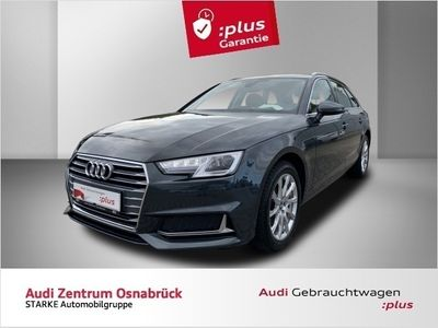 gebraucht Audi A4 Avant 35 TDI S-tronic sport Navi-Plus VirtualCP