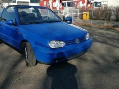 used VW Golf Cabriolet 1.8 Classic Edition