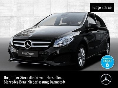 gebraucht Mercedes B200 d