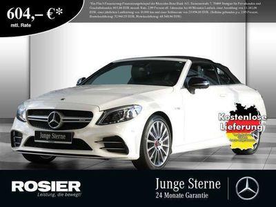 gebraucht Mercedes C43 AMG AMG Cabrio 4M bei Gebrachtwagen.expert