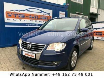 gebraucht VW Touran 2.0 TDI 140 PS DPF *Highline*Navi*