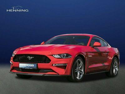gebraucht Ford Mustang GT 5.0 Fastback DEUTSCHES FZG UNFALLFEI