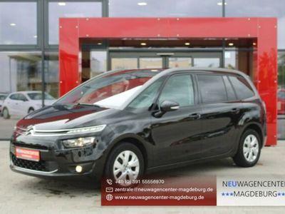 gebraucht Citroën Grand C4 Picasso Grand Picasso/Spacetourer Selection*NAVI*KAM*
