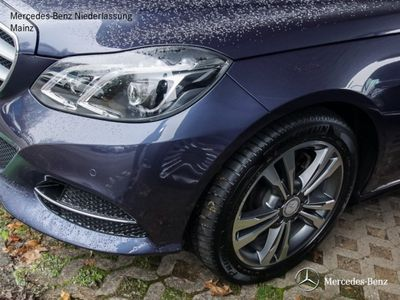 gebraucht Mercedes E300 BlueTEC Limousine