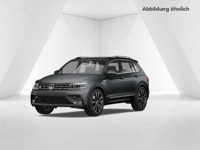 gebraucht VW Tiguan 2.0 TSI DSG 4Motion R-Line LED Pano Keyless