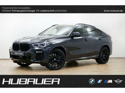 "gebraucht BMW X6 M50 i [Live Cockpit, HUD, Laser, 22"" LMR, DAB]"