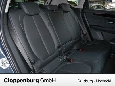 gebraucht BMW 218 Active Tourer dA Luxury HEAD-UP NAVI LEDER TEMPOMA