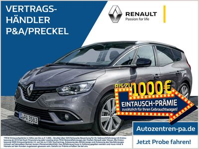gebraucht Renault Grand Scénic LIMITED Deluxe TCe 140 GPF/7-Sitzer