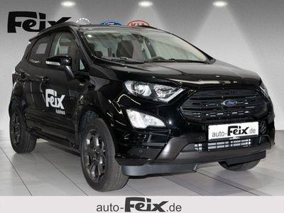 gebraucht Ford Ecosport ST-LINE Navi Schiebedach SHZ PDC