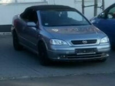 begagnad Opel Astra Cabriolet **abgemeldet** 8fach bereift