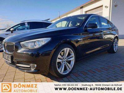 gebraucht BMW 530 Gran Turismo xDrive/Leder/Standheizung/Surround View