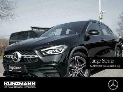 gebraucht Mercedes GLA250 AMG MBUX Navi LED Panorama Kamera