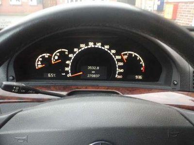 gebraucht Mercedes S320 CDI