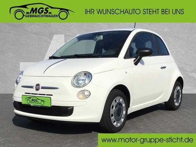 gebraucht Fiat 500 1.2 Pop #KLIMA #BLUETOOTH, Gebrauchtwagen, bei MGS Motor Gruppe Sticht GmbH & Co. KG