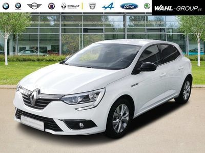 gebraucht Renault Mégane 5-Türer LIMITED Deluxe TCe 140 GPF