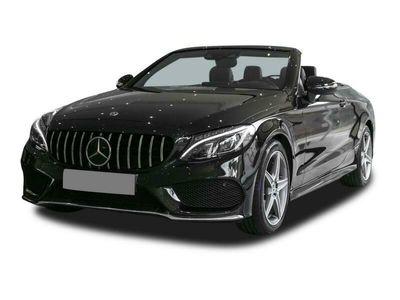 gebraucht Mercedes C250 C 250d Cabrio AMG Head-Up Comand Fahrass. LED