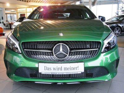 gebraucht Mercedes A180 A-KlasseStyle+Night-Paket+LED+PTS
