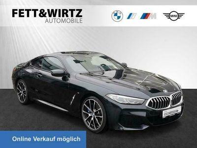 gebraucht BMW 840 d xDrive Coupe M-Sport Laser 20