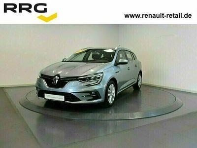 gebraucht Renault Mégane IV 1.3 TCe 140 ZEN Grandtour Navi, Klimaa