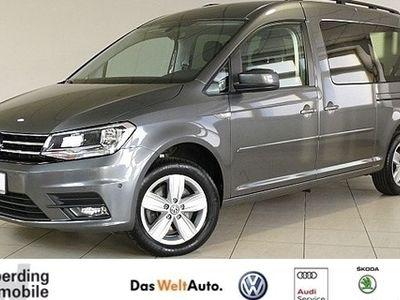 gebraucht VW Caddy Maxi Life 2.0 TDI DSG Comfortline (Navi Klima Einp