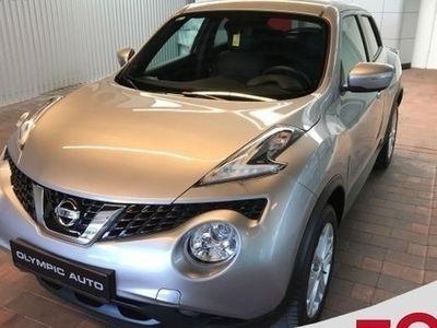 gebraucht Nissan Juke 1.2 DIG-T N-Connecta *NAVI*SITZH.*KLIMA-AT*