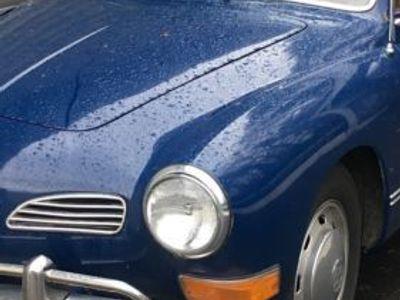 usado VW Karmann Ghia Cabriolet